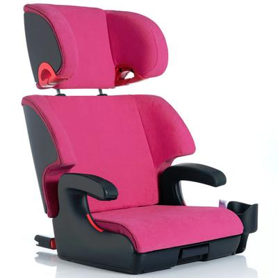 Clek Oobr Booster Car Seat - Flamingo