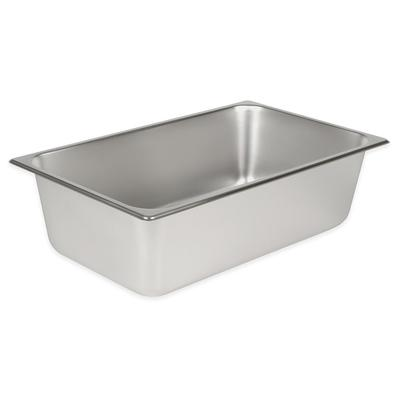 Winco SPF6 Full-Sized Steam Pan, Stainless on Sale