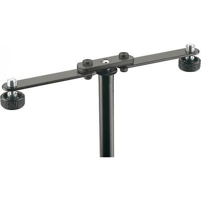 K&M Adjustable Microphone Bar