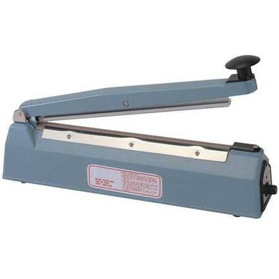 ZORO SELECT 5ZZ40 Hand Operated Bag Sealer,Table Top ,16In