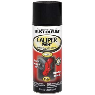 Spray Paint, Black, Gloss Paint and Primer Finish, Net Weight 12 oz., Paint and Primer Surface Material Metal, Solvent Base Type, Resin Type Enamel, Application Temperature 50 to 90 Degrees F, Interior/Exterior, Dry Time Tack Free 1 hr., Dry Time...