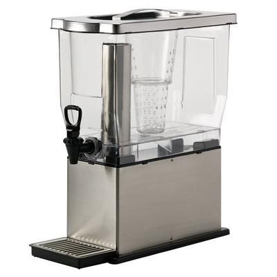 Service Ideas CBDT3SS 3 gal Cold Brew Coffee Brewer/Dispenser w/ 3 lb Brew Basket, Stainless Steel on Sale