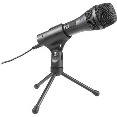 Audio-Technica Dynamic handheld mic w/ USB & XLR outs. on Sale