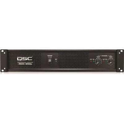 QSC 2 channel Amplifier 300 watts per ch @ 4ohms