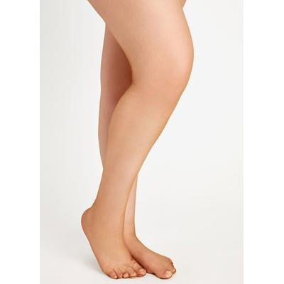 Plus Size Berkshire Control Top Ultra Sheer Pantyhose