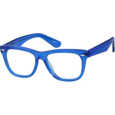 Zenni Bold Square Prescription G...