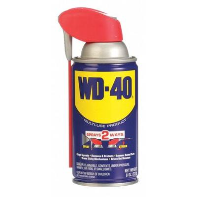 Lubricant, Lubricant, Lubricant NSF Rating Not Rated, Lubricant Film Wet, Lubricant Additives No Additives, Min. Operating Temp. -60 Degrees F, Max. Operating Temp. 300 Degrees F, Extremely Flammable Aerosol, Lubricant Container Aerosol Can, Container...