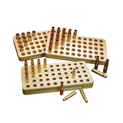 Sinclair International Stalwart Wooden Loading Blocks - 45 Acp 50 Round Loading Block