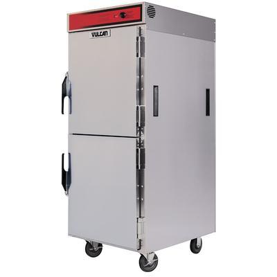 Vulcan VPT15LL Full Height Insulated Mobile Heated Cabinet w/ (30) Pan Capacity, 120v on Sale