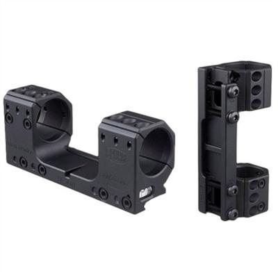 Spuhr Isms Picatinny Mounts - 35mm Isms Mount 139mm Mounting Length 0 Moa