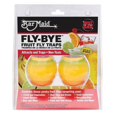 Bar Maid FLY-BYE Fly-Bye Fruit Fly Trap, Non-Toxic on Sale
