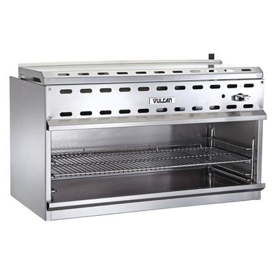 Vulcan VICM36 36 Gas Cheese Melter w/ Infrared Burner, Stainless, NG on Sale