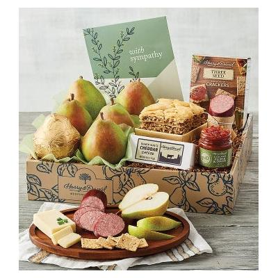 Classic Sympathy Gift Box - Gift Baskets & Fruit Baskets - Harry and David