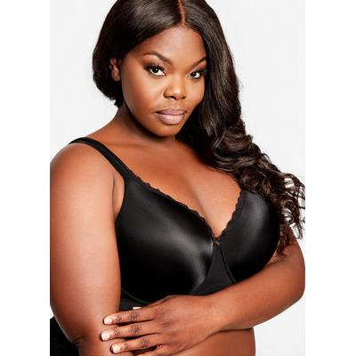 Plus Size Full Coverage Butterfl...