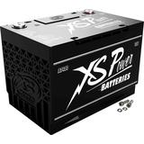 XS Power A3400 12v Batt Max 3300A Group 34, CA:1kW/Ah: 65, 2.5k/3k