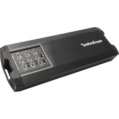 Rockford Fosgate T1000X5AD Power 100W x 4 + 600W x 1 Car Amplifier