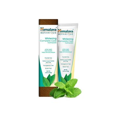 Himalaya Herbal Healthcare Oral Health - Botanique Whitening Complete