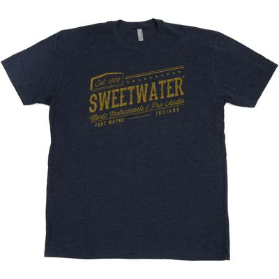 Sweetwater Midnight Navy 1979 T-shirt - Men's Fitted XL