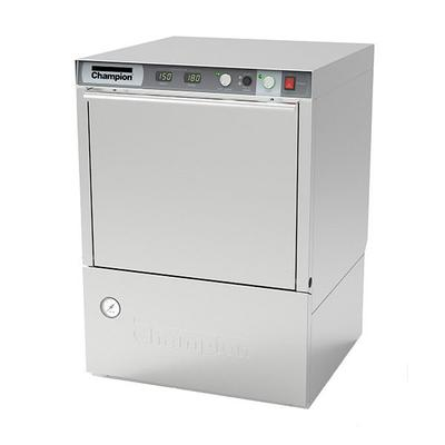 Champion UH230B High Temp Rack Undercounter Dishwasher w/ Built-In Booster & (40) Racks/hr, 208v/1ph on Sale