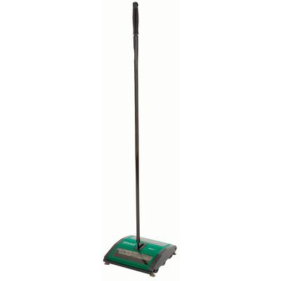Bissell BG21 9.5W Sweeper w/ Washable Rubber Blades & Steel Handle on Sale