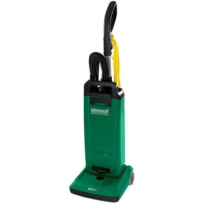 Bissell BGUPRO12T 12 Heavy Duty Upright Vacuum w/ Attachments - 1000 Watts, Green on Sale