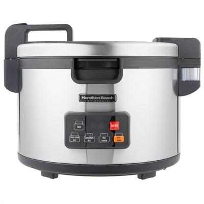 Hamilton Beach 37590 90 Cup (45 Cup Raw) Rice Cooker - 240V