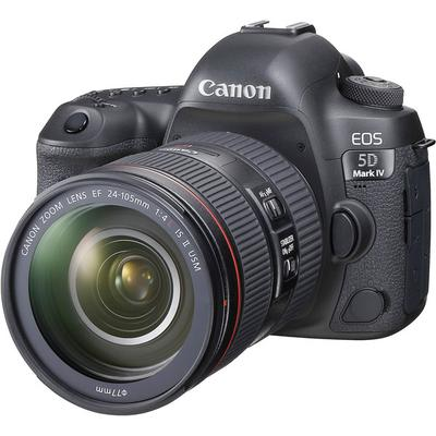 Canon EOS 5D Mark IV w/ 24-105mm f/4L IS II USM on Sale