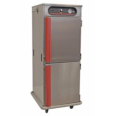 Carter-Hoffmann HL5-1812 Full Height Insulated Mobile Heated Cabinet w/ (12) Pan Capacity, 120v