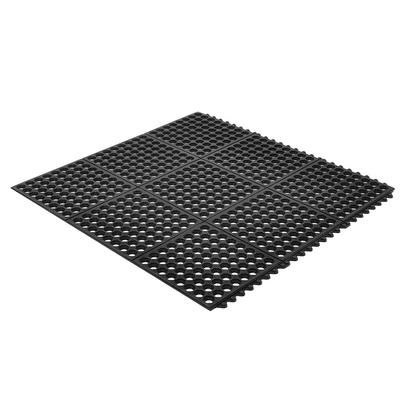 Notrax T32U0035BL Ultra Mat General Purpose Floor Mat, 3 x 5 ft, 1/2 Thick, Black on Sale