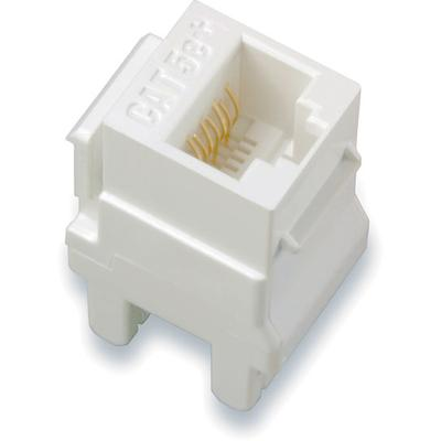 OnQ RJ45 Keystone Connector Category 5E White
