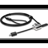 Lenovo Kensington MiniSaver Cable Lock The Kensington MiniSaver cable lock from Lenovo allows customers to maintain physical security of their tablets, Ultrabooks, laptops, phones, desktops, monitors, docks or other compatible devices in all public areas such as offices, schools or while...