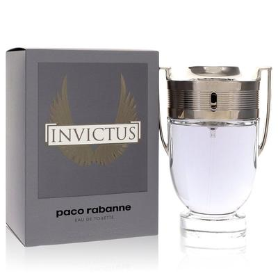 Invictus For Men By Paco Rabanne Eau De Toilette Spray 3.4 Oz