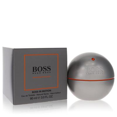 Boss In Motion For Men By Hugo Boss Eau De Toilette Spray 3 Oz