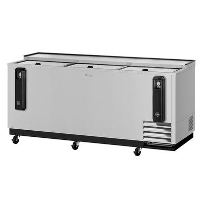 Turbo Air TBC-80SD-N 80.50 Forced Air Bottle Cooler - Holds (739) 12 oz Bottles, Stainless, 115v on Sale