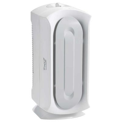 Hamilton Beach 04384 True Air Compact Pet Air Purifier w/ (3) Speeds, White, 120v on Sale