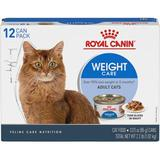 Royal Canin - Royal Canin Ultra Light Thin Slices in Gravy Canned Cat Food, 3-oz, pack of 12