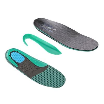 #1 Shoe Inserts Arch Support Plantar Fasciitis Orthotic Insoles for Flat Feet For Men | OrthoFeet, 14 / Wide