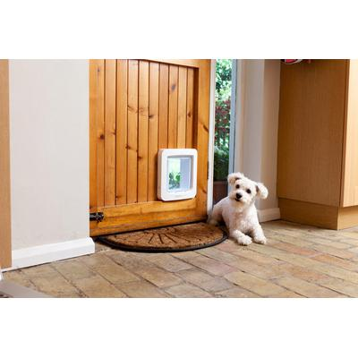 Sure Petcare SureFlap Microchip Pet Door White on Sale