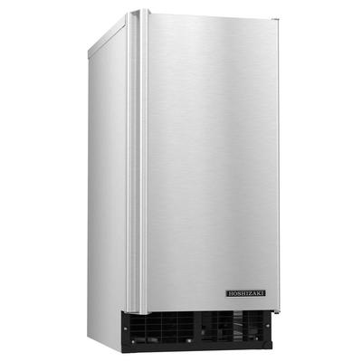 Hoshizaki AM-50BAJ-AD ADA Height Undercounter Ice Maker - Top Hat, 55 lb, Gravity Drain on Sale