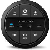 JL Audio MMR-20-BE Wired Remote for Media Master (Black)