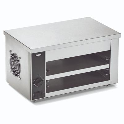 Vollrath CM2-12020 19.25 Electric Cheese Melter w/ Quartz Element - Stainless, 120v on Sale