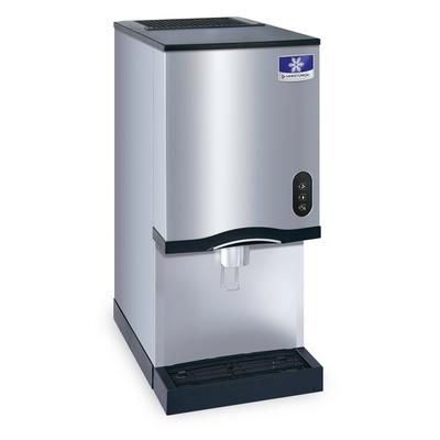 Manitowoc CNF-0201A-L 315 lb Countertop Nugget Ice & Water Dispenser - 10 lb Storage, Cup Fill, 115v on Sale