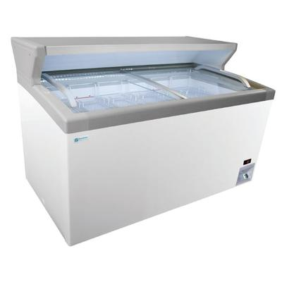 Excellence Industries MCT-2HC 25 Stand Alone Ice Cream Freezer w/ 2 Basket Capacity, 115v on Sale