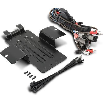 Rockford Fosgate RFYXZ-K8 Amp Kit and Mounting Plate for YXZ