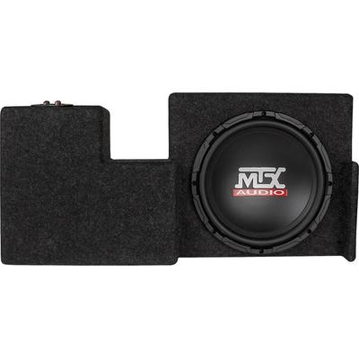 "MTX T-form 09-up F-150 SuperCab Black w/ 10"" Sub"