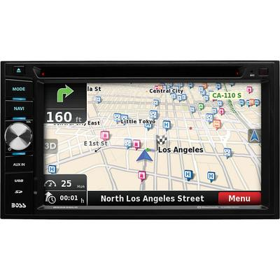 Boss BN965BLC Navigation Receiver + Rear-view Camera