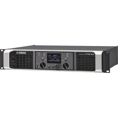 Yamaha PX10 Power Amplifier Dual-CH 1200 Watts x 2 @ 4ohm