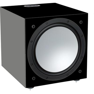 Monitor Audio Silver W12 Black Gloss Subwoofer