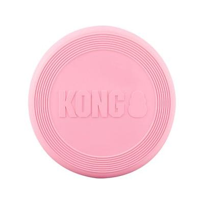 KONG Puppy Flyer Dog Toy, Color Varies
