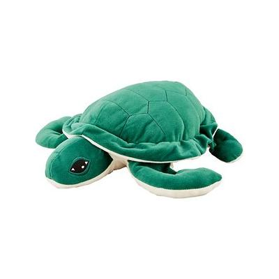 Petlou Sea Turtle Plush Dog Toy, 15-in